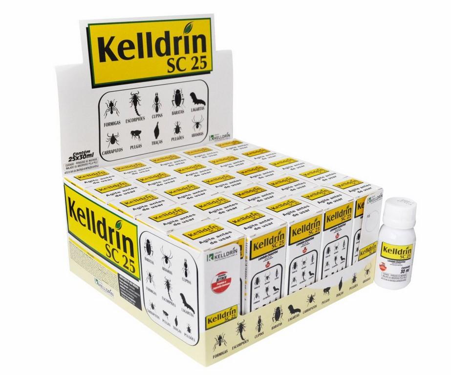 Kelldrin SC25 (Lambda-Cialotrina)