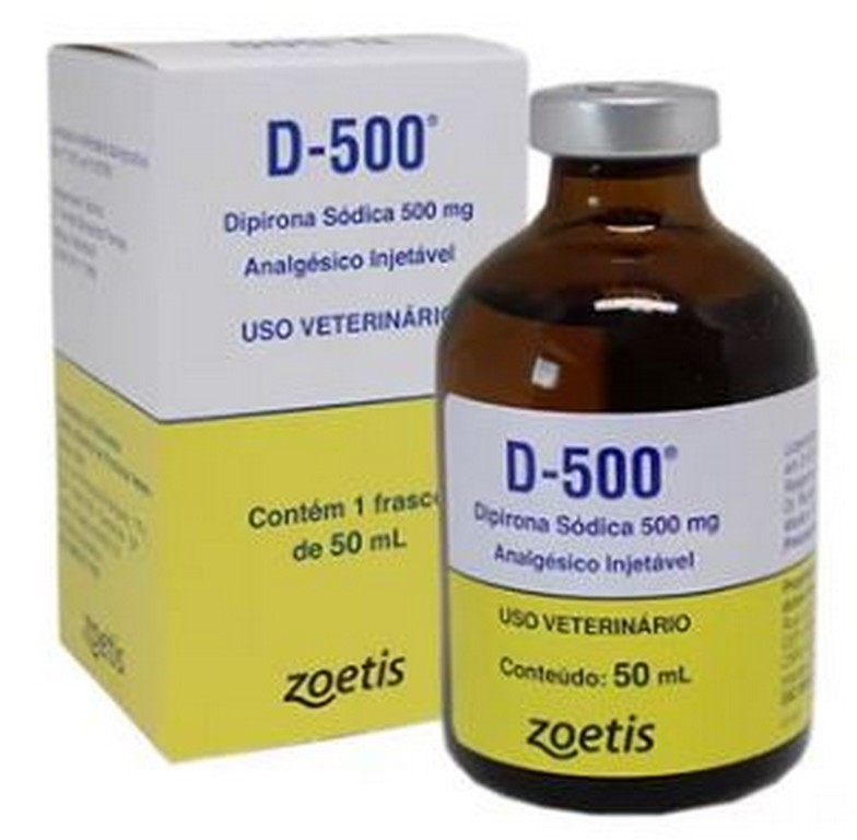 D-500 500MG 50ML