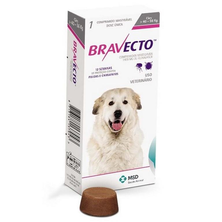 Bravecto 40KG - 56KG (1400 mg)