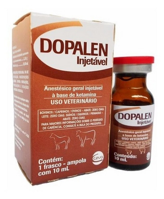 Dopalen 10ML Injetável